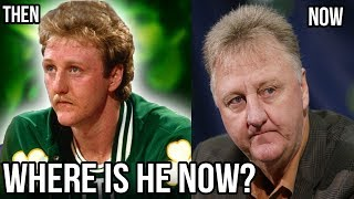Where Are They Now? LARRY BIRD
