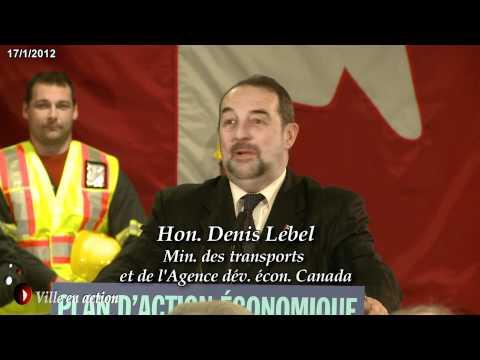 Ottawa investit 15 millions $ à Port Saguenay