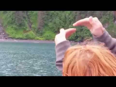 Boat Cruise on Prince William Sound in Valdez AK (Full Video)