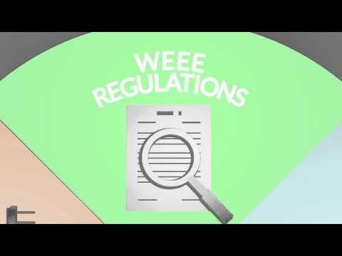 Introduction To The WEEE Regulations | Comply Direct