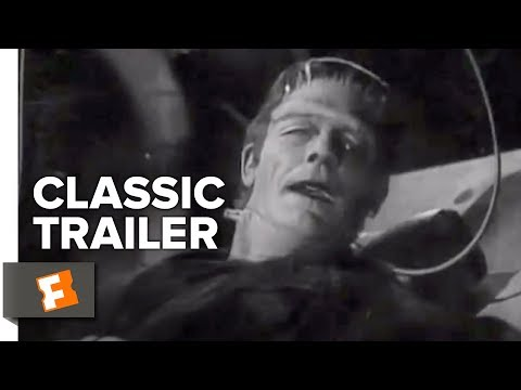 House of Frankenstein (1944) Official Trailer #1 - John Carradine Movie