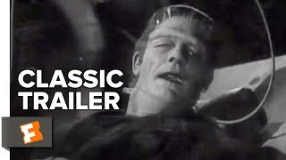 House of Frankenstein Official Trailer #1 - John Carradine Movie (1944) HD