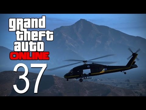 GTA 5 Online - Episode 37 - Party Time!