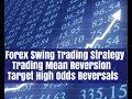 Simple Forex Swing Trading Strategy - Trading Mean Reversion GBP/NZD 30/10