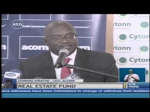 Real Estate Fund: Acorn to build sh.40billion properties