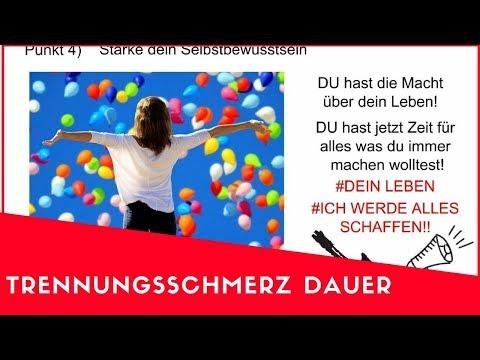 Trennungsschmerzen Dauer - wie lange dauert es genau? from YouTube · Duration:  7 minutes 43 seconds