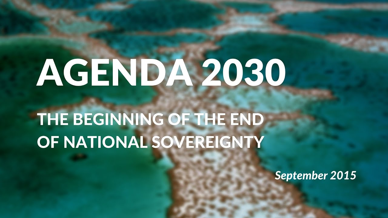 Image result for where does Agenda 2030 ultimately lead