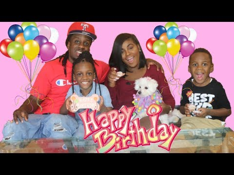 Season 3 Ep. 6- HAPPY BIRTHDAY SNOWY!!!! -FAMILY VLOG