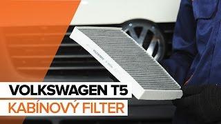 Podrobné návody na údržby a manuály na opravu auta VW T5 Transporter