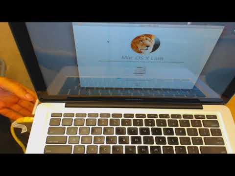 MAC Lion Upgrade - to High Sierra on MACBook Pro A1278 2011