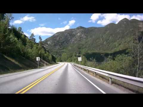Rv. 7 Norway: Halling Valley (Hønefoss - Gol)