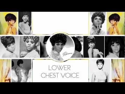 Florence Ballard Vocal Range: The REAL Effie White [C3-D6]