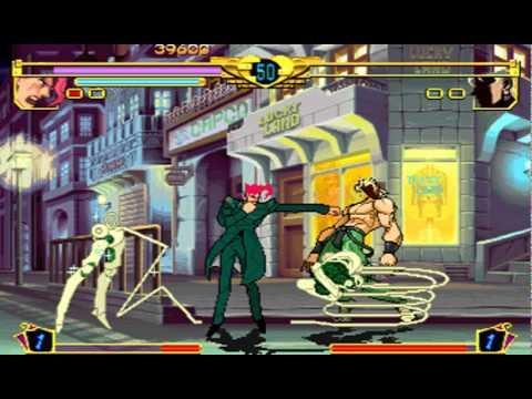 jojos bizarre adventure arcade game free download