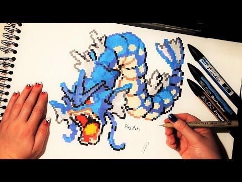Tuto I Comment Dessiner Aquali How To Draw Vaporeon