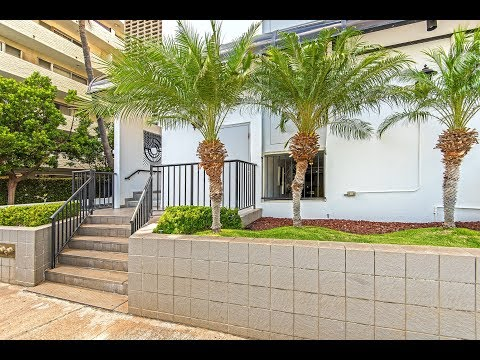 Condo for Rent in Honolulu 1BR/1BA by Honolulu Property Manager