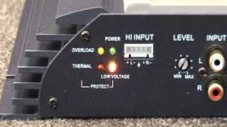 Car audio 101 amplifier troubleshooting