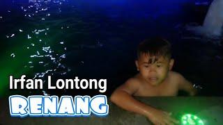 Irfan Lontong Renang