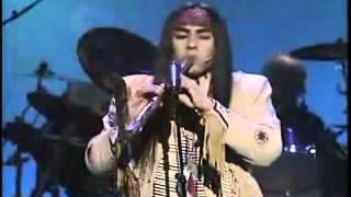 Robert Mirabal - Little Indians Girl- Lyrics