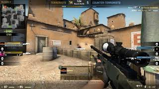 Counter-strike  Global Offensive AK/AWP Ace