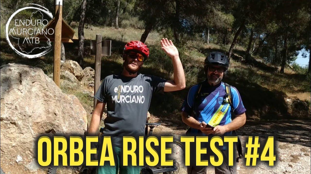 "ORBEA RISE TEST / que opina mi ""maestro"" - #4"