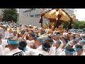 【深川八幡祭り】二の宮神輿渡御 二部会① の動画、YouTube動画。