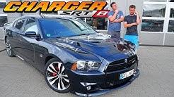 "CHARGER mit fast 600 PS! Dodge Charger SRT8 ""Kraftwerk""-Edition | Fahr doch"