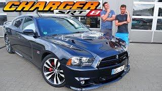 CHARGER mit fast 600 PS Dodge Charger SRT8 Kraftwerk Edition Fahr doch