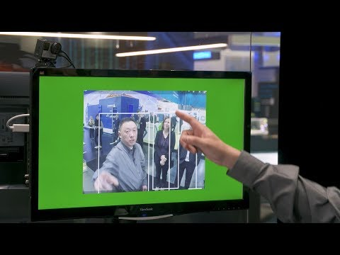 AI for people recognition with Cadence Tensilica Vision P6