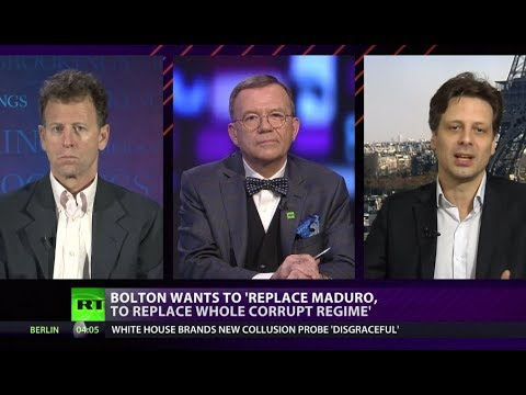 CrossTalk: Forced Regime Change