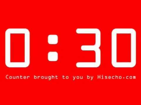 timer 1 min
