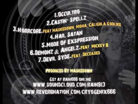 Hail Satan - Rain666 Of Cryogenix (Prod. by MaskeDown)