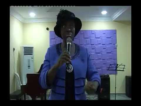 MTCM   Singing Masterclass with Pastor Oyinkansola AKINSELURE