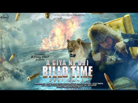 Aa Giya Ni Ohi Billo Time   Motion Poster   Deep Jandu   Releasing 9th May   Speed Records