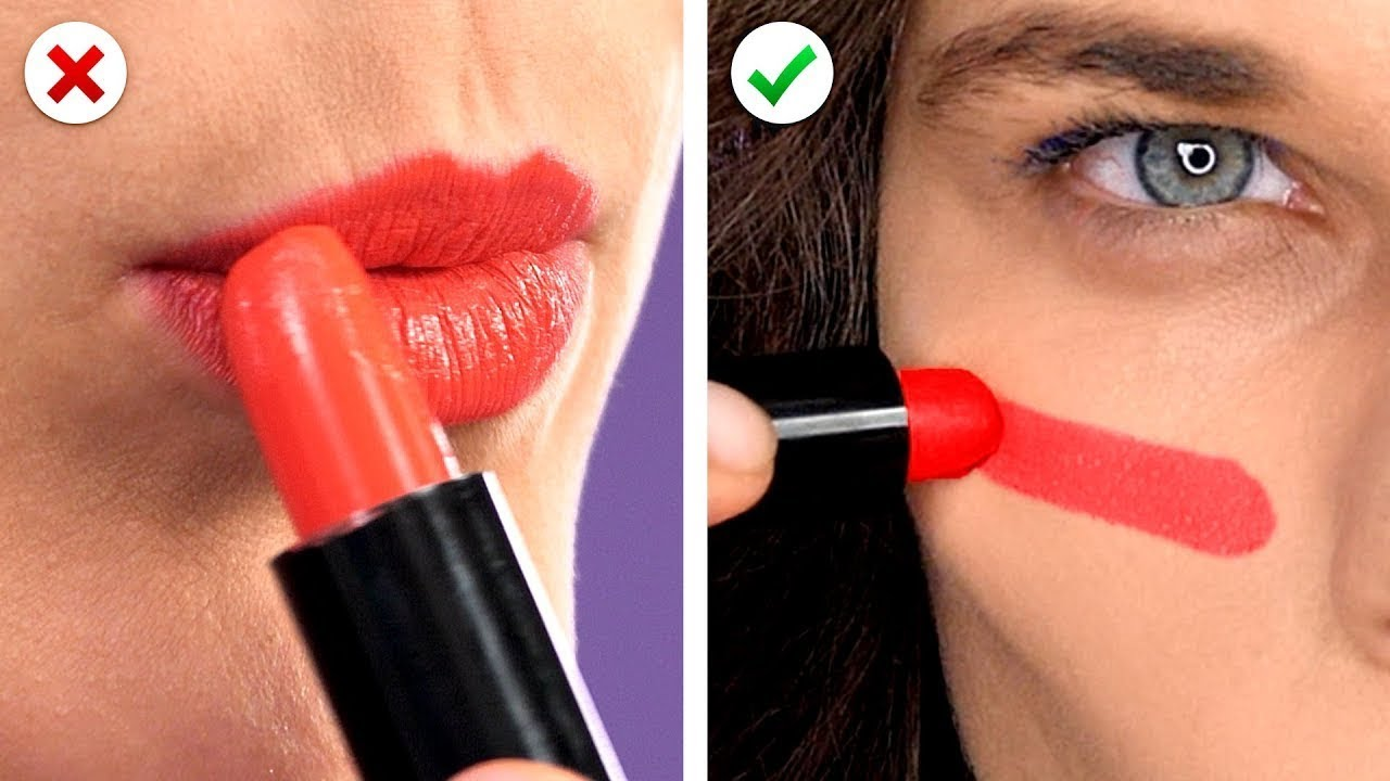 STAY GORGEOUS! 6 Crazy Beauty Hacks For Girls!
