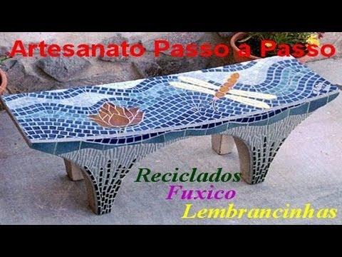 Artesanato Passo a Passo - Reciclados 03ff13911a0