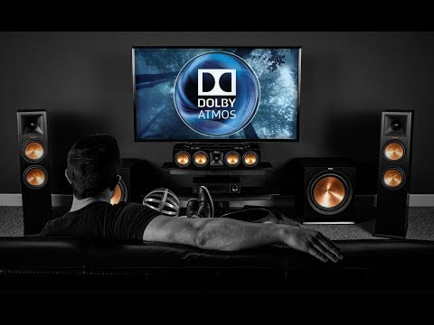 Klipsch Reference Premiere Dolby Atmos hangszórók