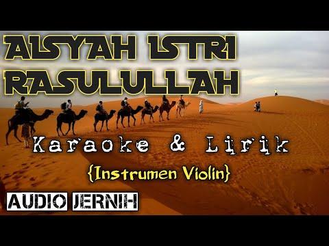 aisyah-istri-rasulullah-karaoke-+-lirik-(instrumen-violin)