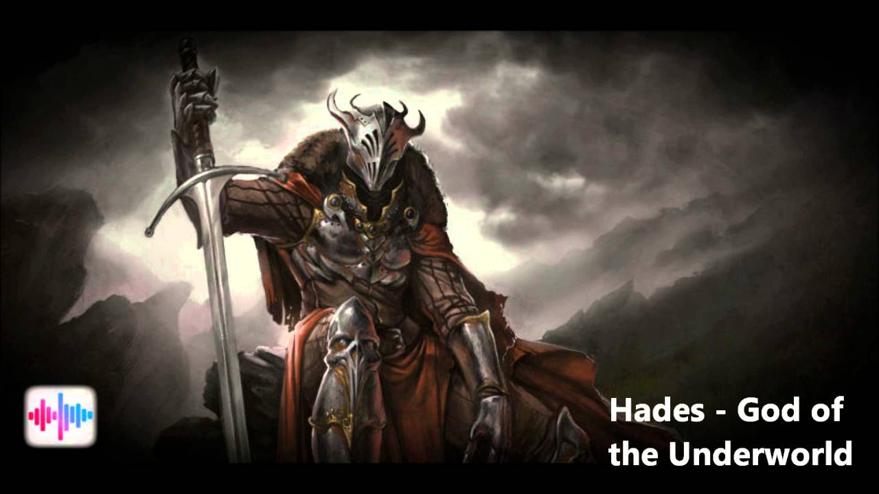 an analysis on hades the god of the underworld 1590s, from greek haides, in homer the name of the god of the underworld, of unknown origin perhaps literally the invisible [watkins] the name of the god transferred in later greek writing to his kingdom related: hadal (adj), 1964 hadean.