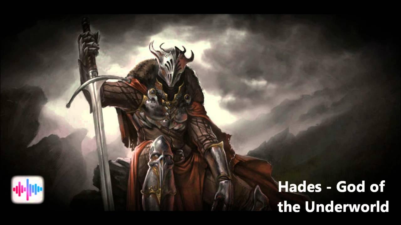 Hades - God of the Underworld - YouTube  Hades - God of ...