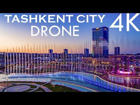 4K TASHKENT CITY DRONE 2021 [EPISODE 1]