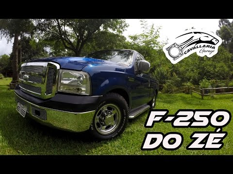 FORD F-250 TURBO 6 CILINDROS