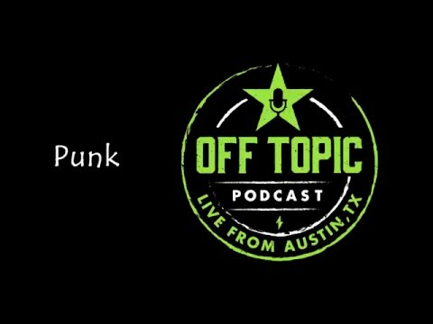 The Off Topic theme in 8 different styles