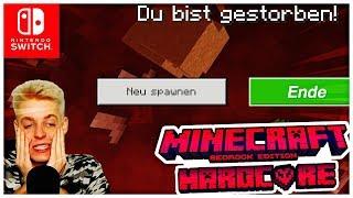DAS ENDE VOR DER NETHERFESTUNG! Minecraft Hardcore Switch Part 13