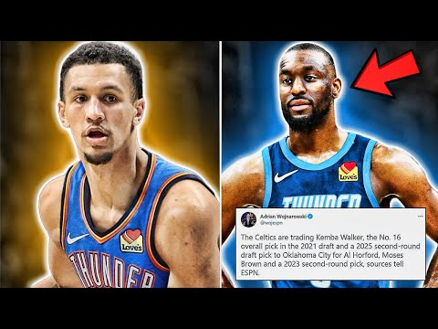 The Kemba Walker Trade Just Made The Thunder's Future Even Scarier