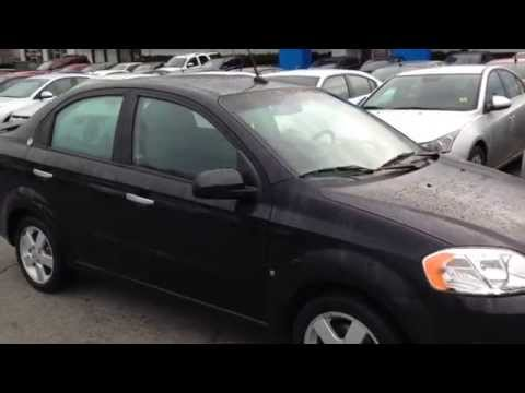 2009 Pontiac G3 Wave FWD Auto for sale at Eagle Ridge GM in