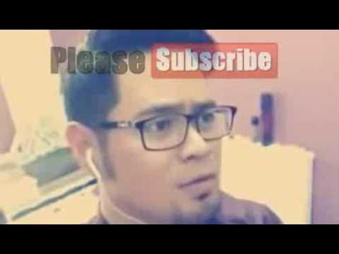 OMG ! Menahan Rindu cover vocal karaoke Azwan Satar