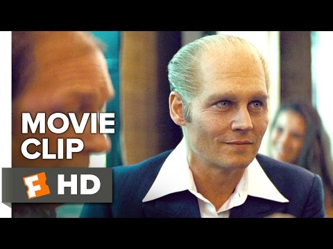 Black Mass Movie   Take the Bag 2015  Johnny Depp, Peter Sarsgaard Movie HD