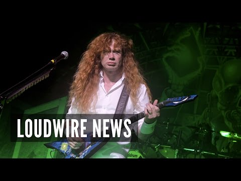 Megadeth Announce 2016 North American Tour