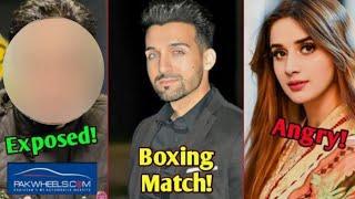 PakWheels Inspection Service EXPOSED | Paki Youtubers Boxing Match? | Alishba Anjum ANGRY | Bohemia