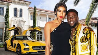 Kevin Hart's Lifestyle & Net Worth 2021